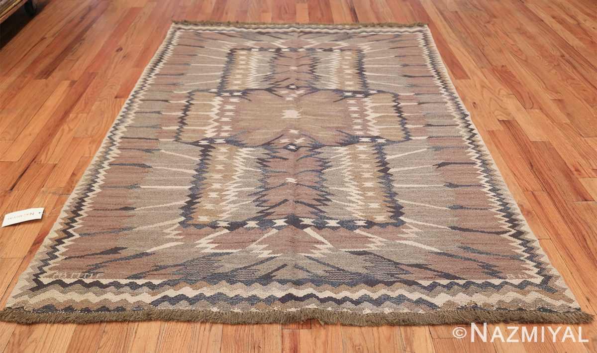 vintage marta maas fjetterstrom swedish rug 45513 whole Nazmiyal