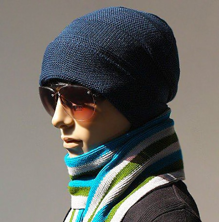 Men's Winter Accessories - Hat and Scarf Nazmiyal