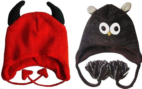 Animal Winter Hats by Nazmiyal