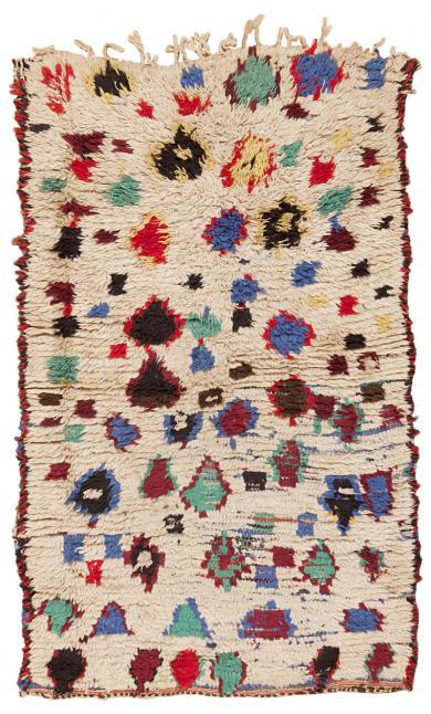 Vintage Moroccan Rug 45611