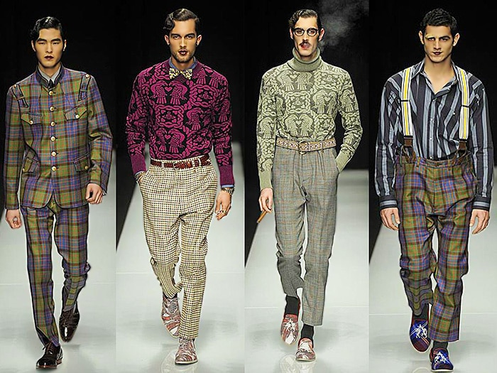 Vivienne Westwood Men's Winter Fashion Trends and Looks - Nazmiyal
