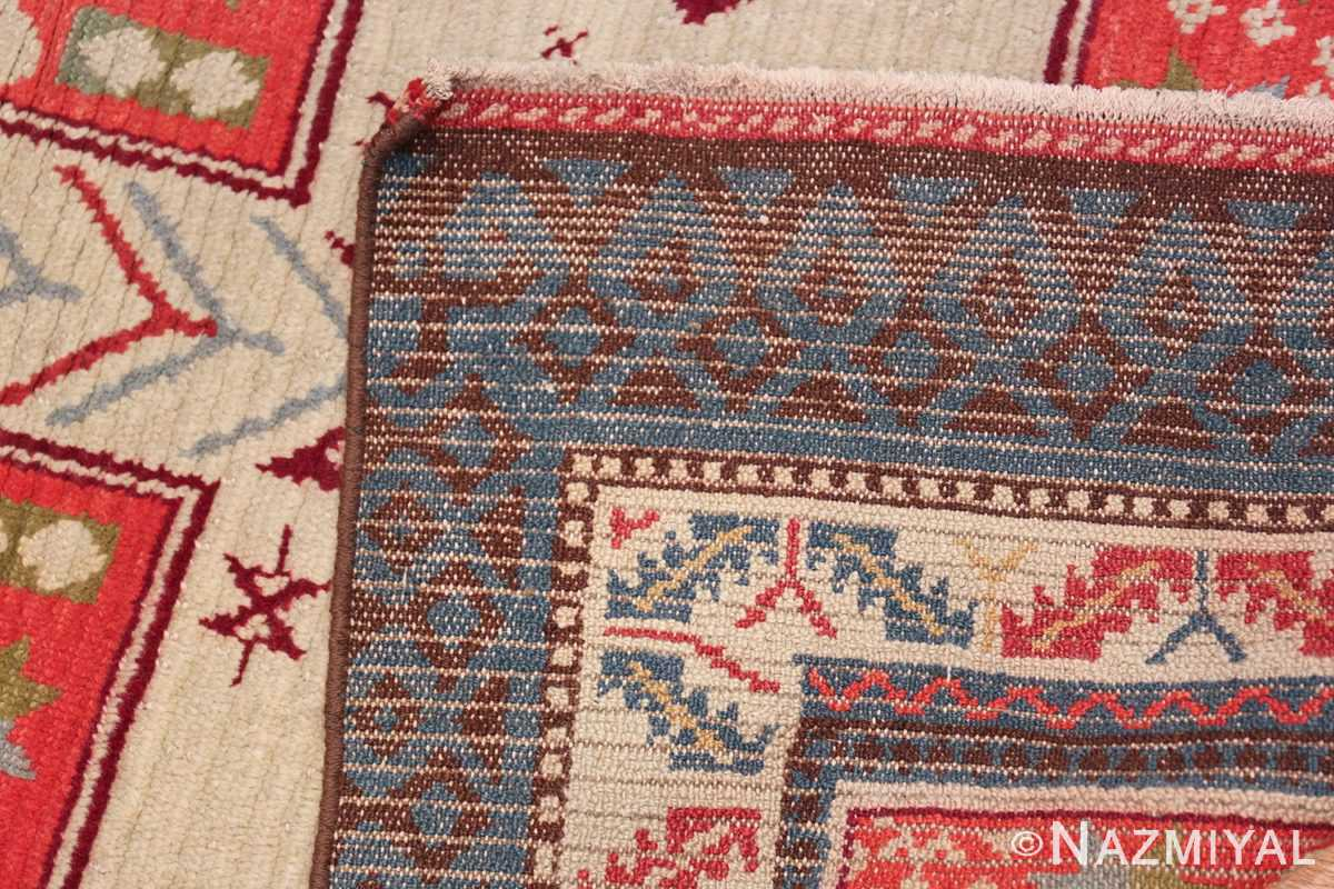 Antique Spanish Rug 45658 Woven Knots Nazmiyal