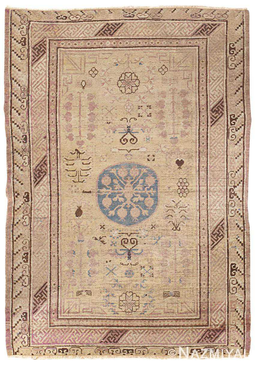 Antique Khotan Rug 45499