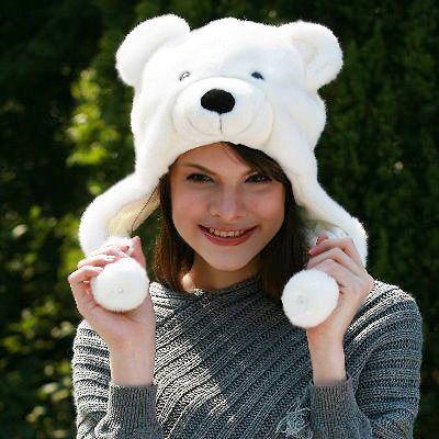 Bear Shape Hat - Nazmiyal
