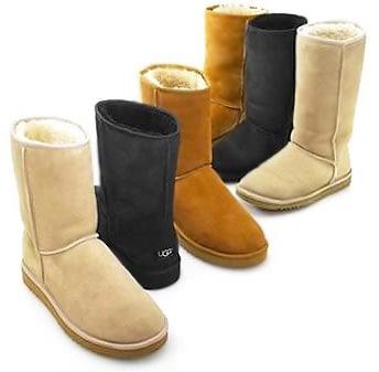 Women's Winter Fashion - Uggs Boots Nazmiyal