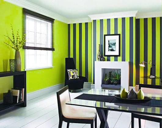 Dining Room Color Trends by Nazmiyal