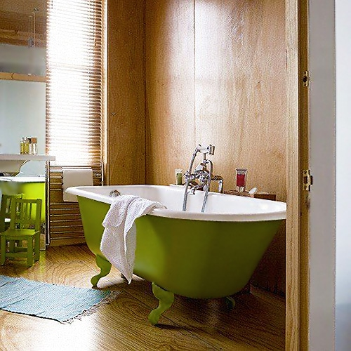 Eco-Friendly Bathroom Interior Design Trends Nazmiyal