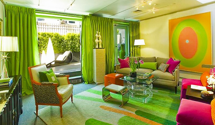 Living Room Color Trends in Interior Design by nazmiyal