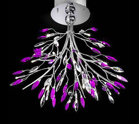 Modern Chandeliers - Micron Lighting Chandelier by Nazmiyal