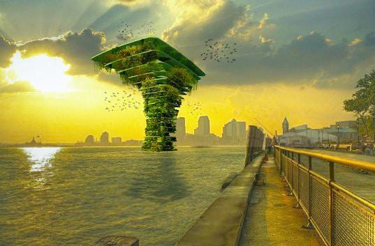 Sea Tree Design by Waterstudio Nazmiyal