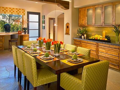 Vacation Home Dinning Room Decor Nazmiyal