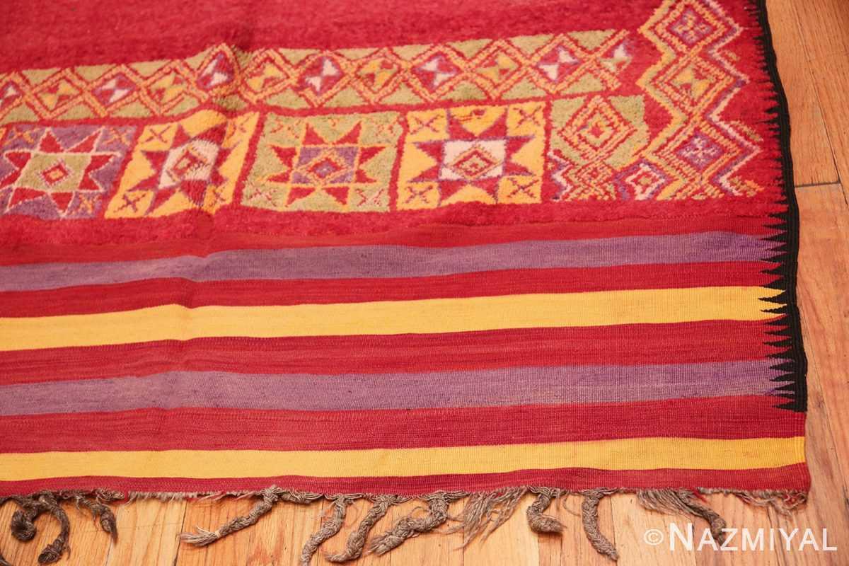 Corner Vintage Moroccan rug 45751 by Nazmiyal