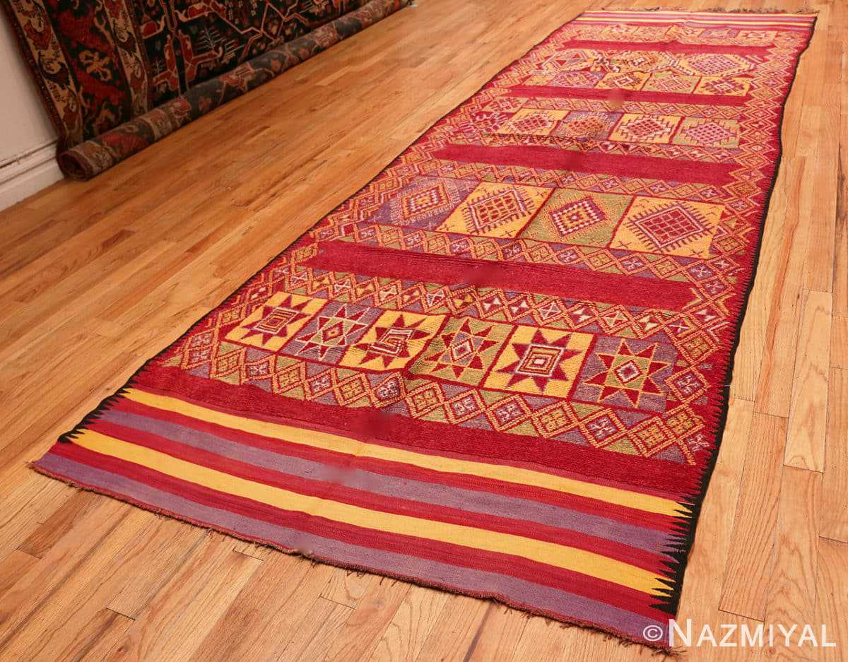 Full Vintage Moroccan rug 45751 by Nazmiyal