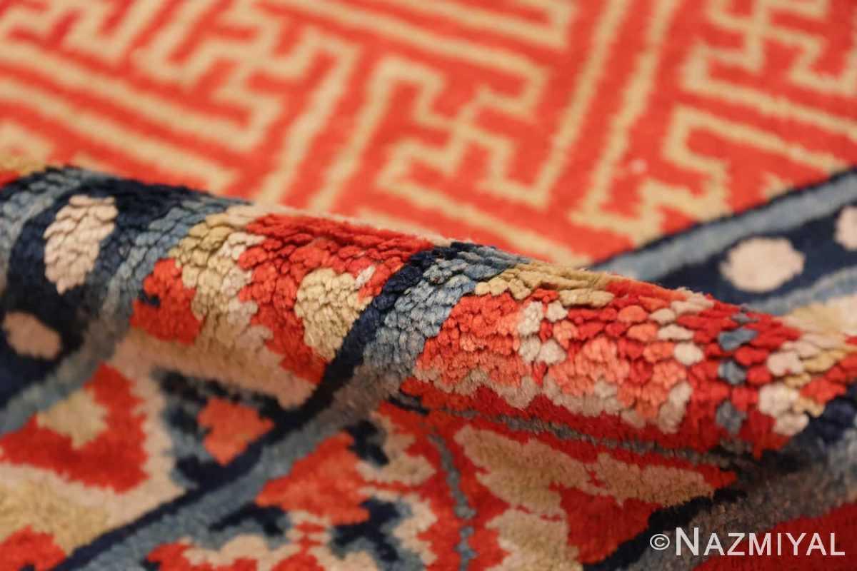 Pile Antique Tibetan rug 45640 by Nazmiyal