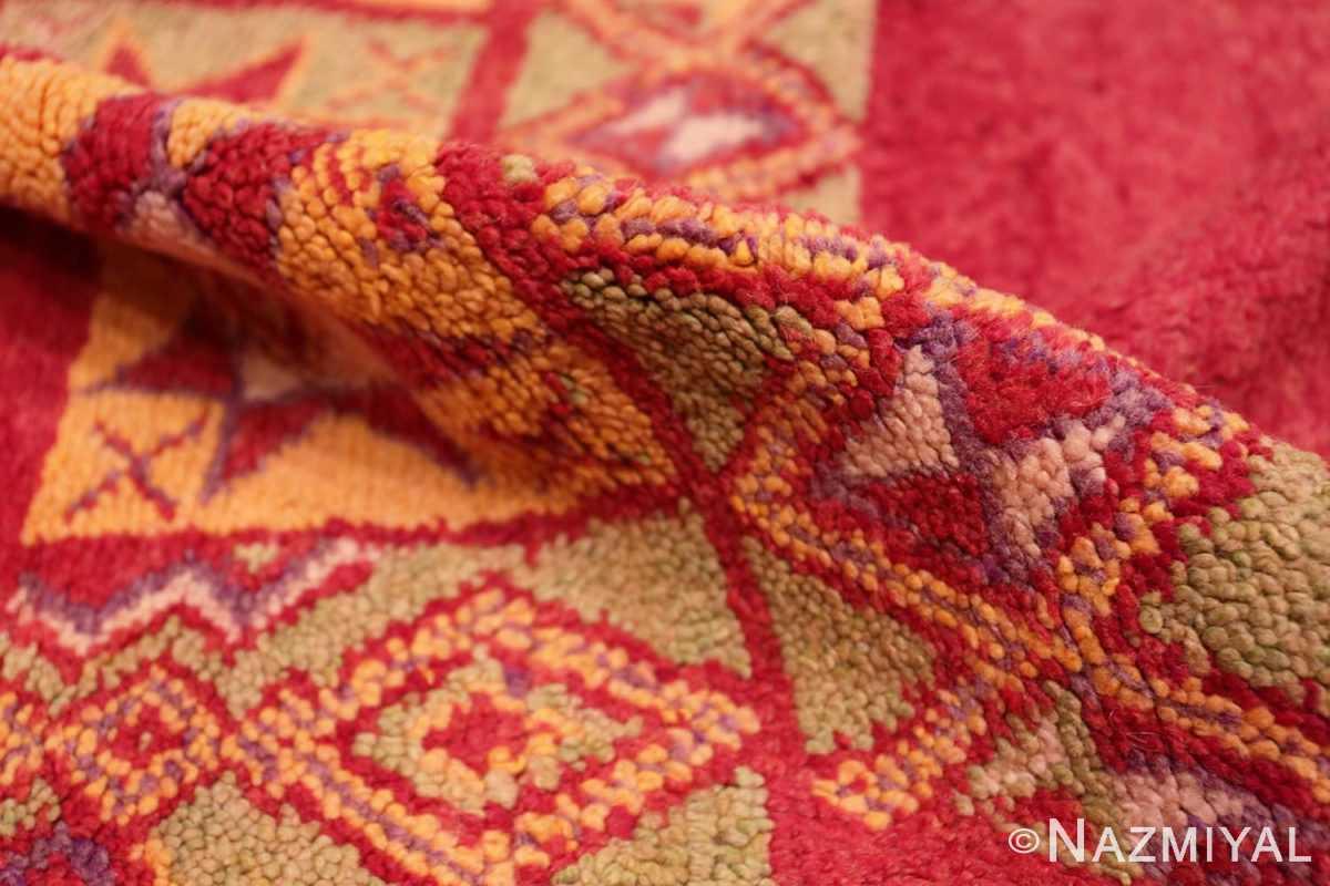 Pile Vintage Moroccan rug 45751 by Nazmiyal