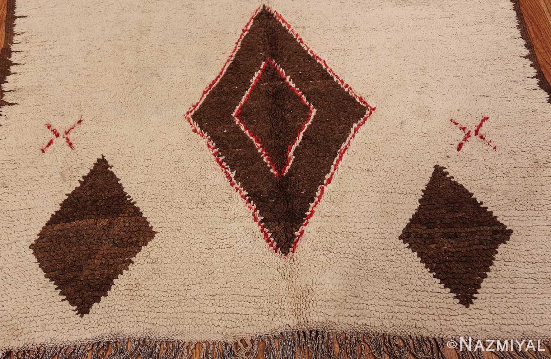 vintage moroccan rug 45618 trio Nazmiyal