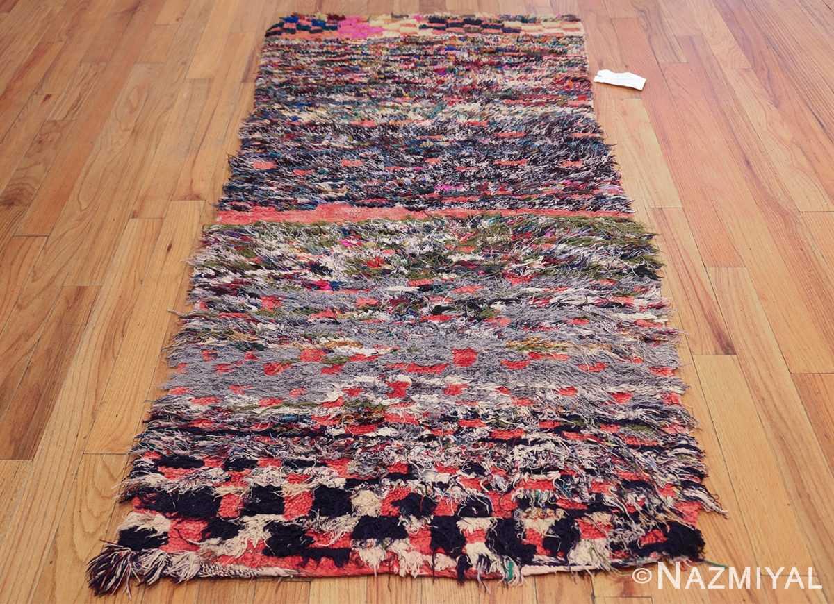 vintage moroccan rug 45711 whole Nazmiyal