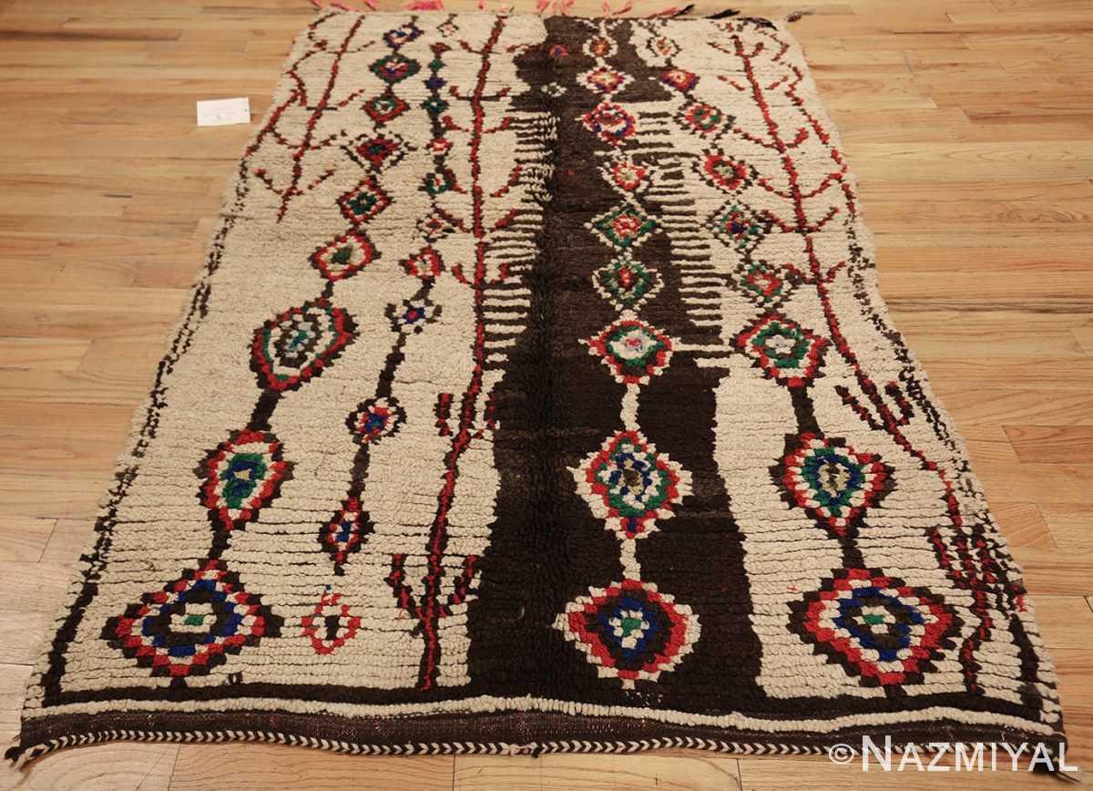 vintage moroccan rug 45759 whole edited Nazmiyal