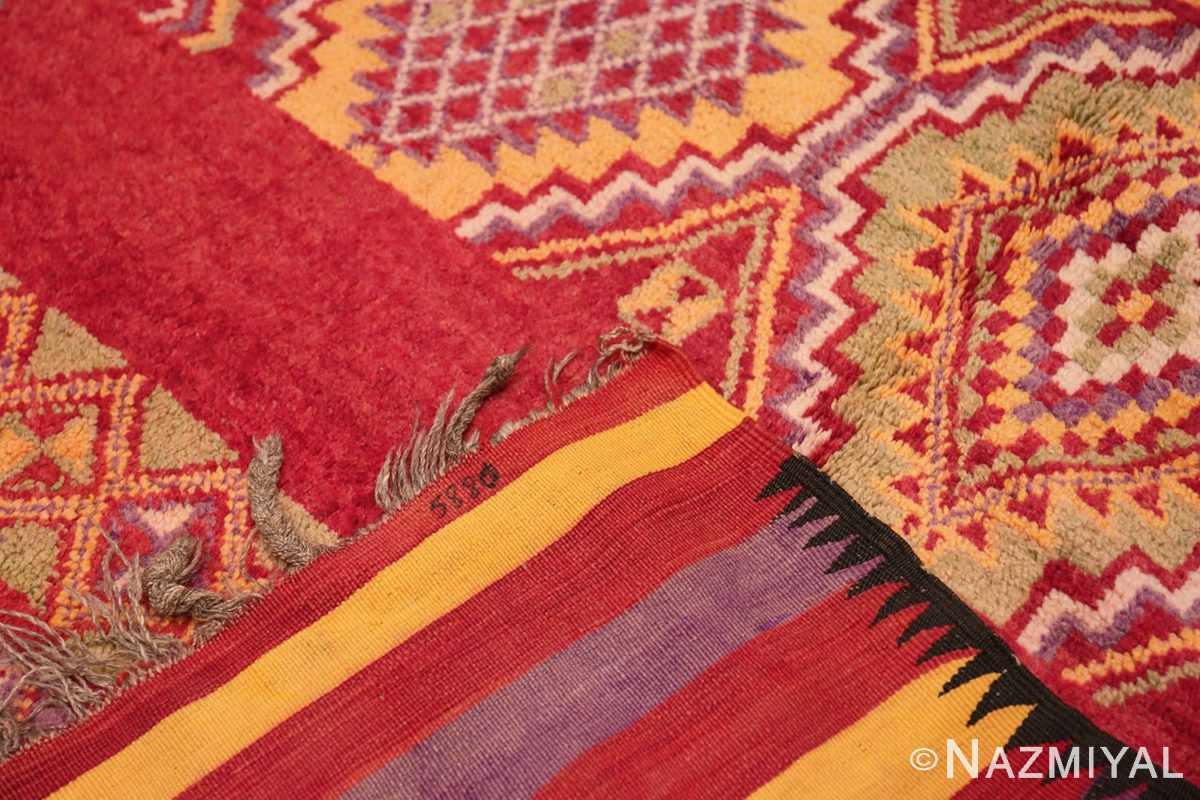 Weave Vintage Moroccan rug 45751 by Nazmiyal