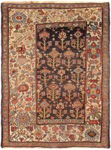 Antique Bidjar Rug 45502 Detail/Large View