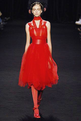 Givenchy Red Valentine's Day Dress Nazmiyal