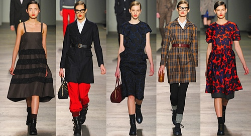 Marc By Marc Jacobs Women's Fashion At New York Fashion Week by nazmiyal
