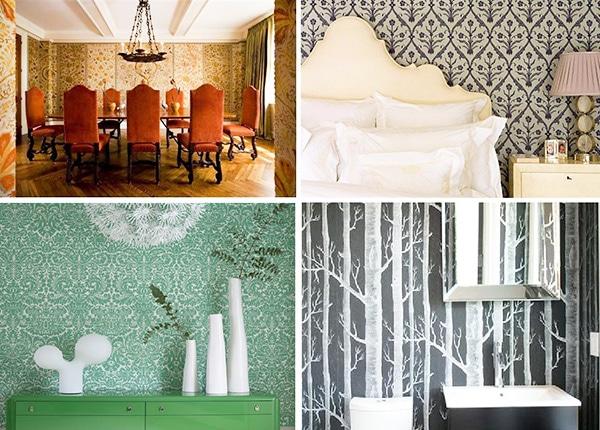 Modern Wallpaper Trends Nazmiyal