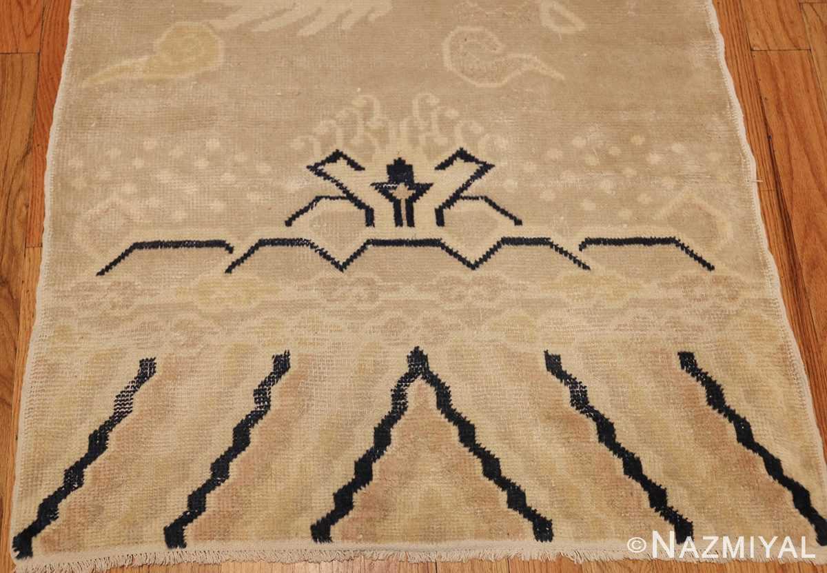 antique chinese rug 45794 design Nazmiyal