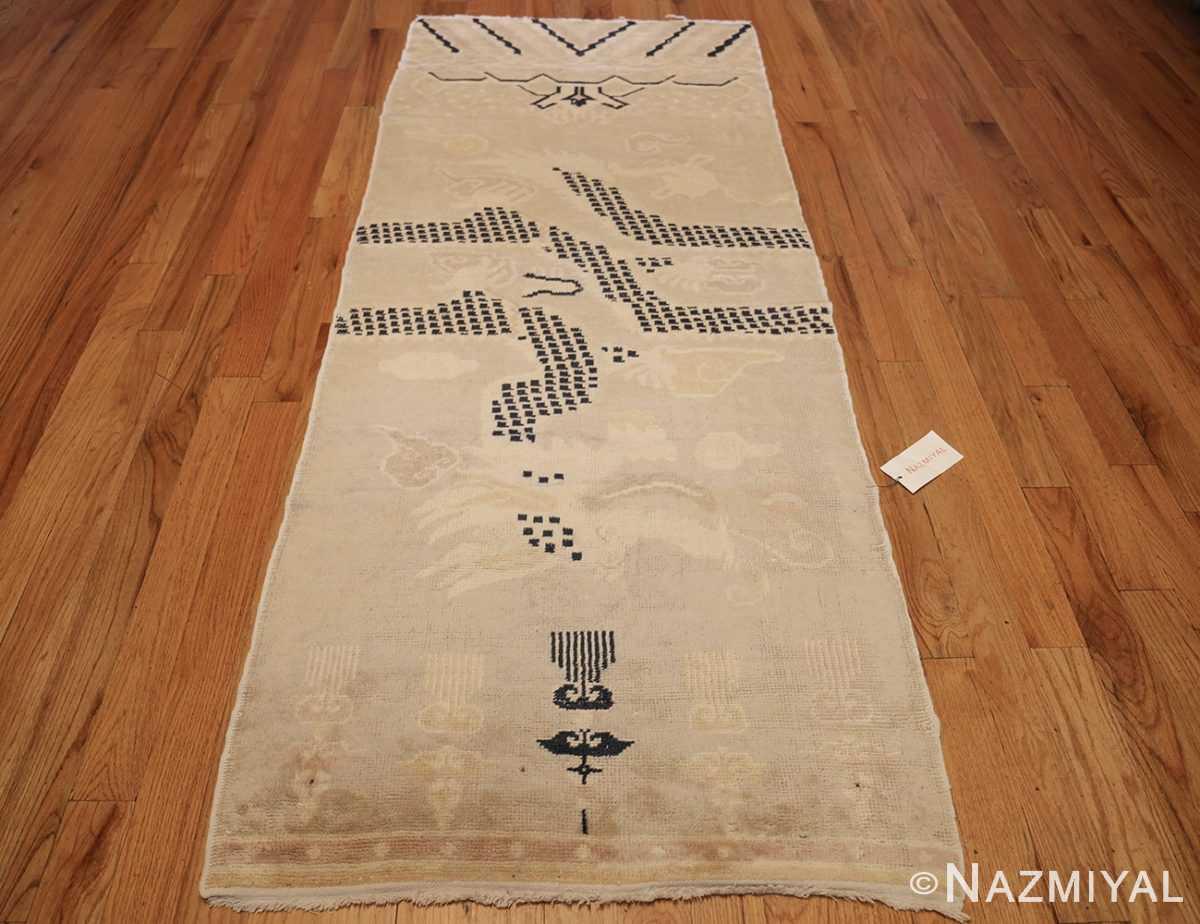 antique chinese rug 45795 full Nazmiyal