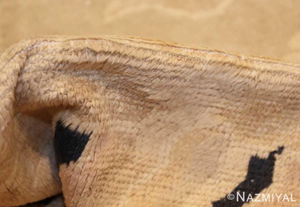 antique chinese rug 45795 pile Nazmiyal