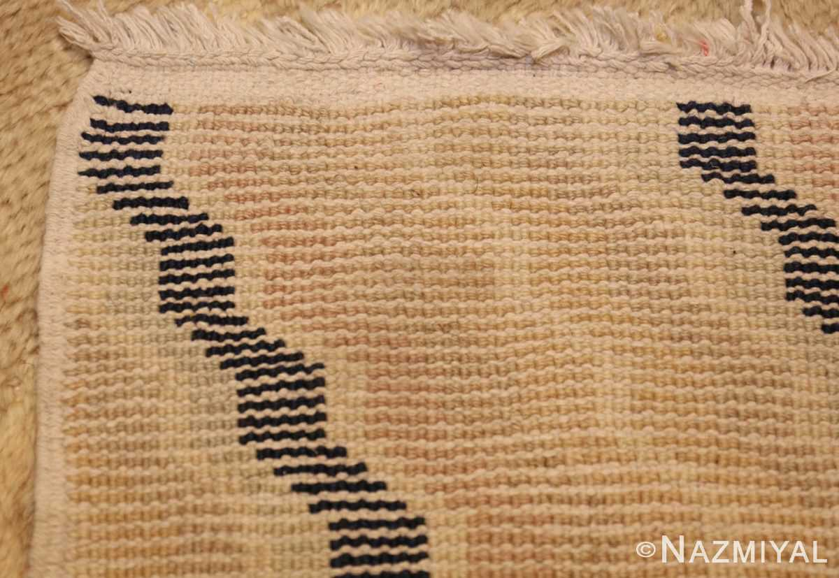 antique chinese rug 45795 weave Nazmiyal