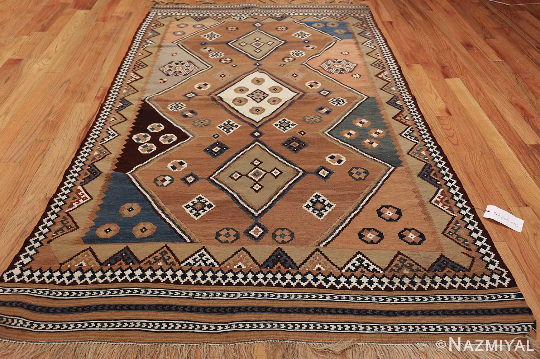 antique persian kilim 45782 whole Nazmiyal