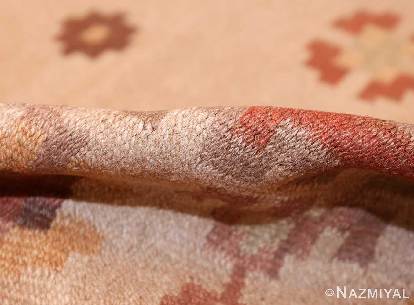 vintage swedish rug 45788 pile Nazmiyal