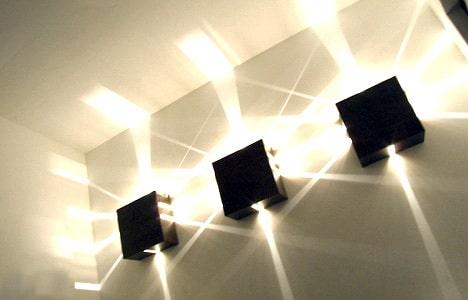 Shadow Box Lighting