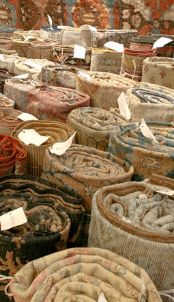 Antique Rug Dealer New York