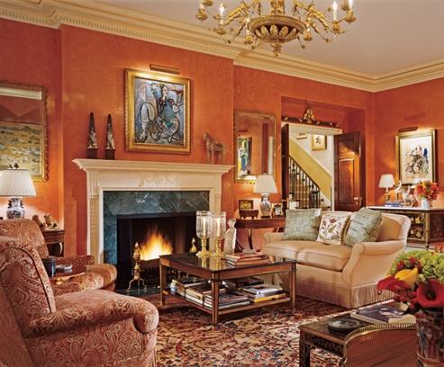 Cullman and Kravis Interior Design