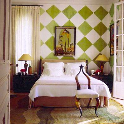 Bedroom Decorated by Alberto Pinto Interiors by nazmiyal
