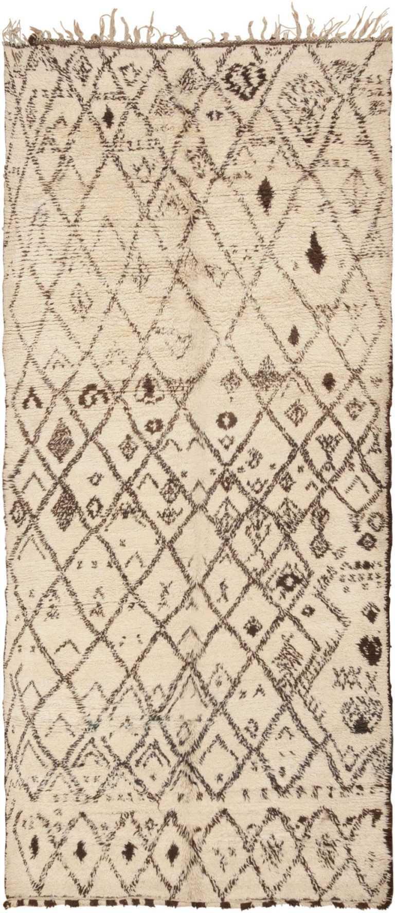 Vintage Moroccan Rug 45848 Detail/Large View