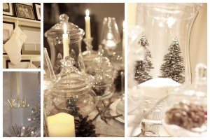 Winter Wonderland Table Decor