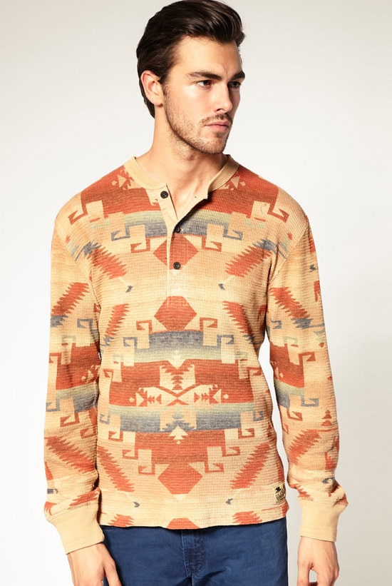 Men's Ralph Lauren Navajo Sweater Fall Fashion by Nazmiyal