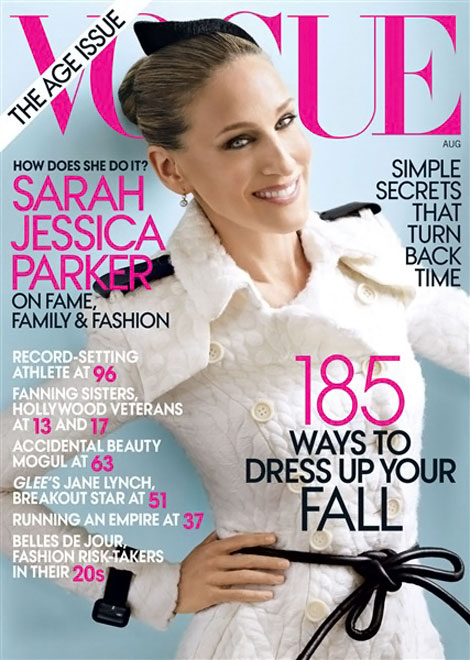 Sarah Jessica Parker NYC Home Interiors in Vogue by Nazmiyal