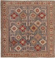 Antique Caucasian Carpet by Nazmiyal