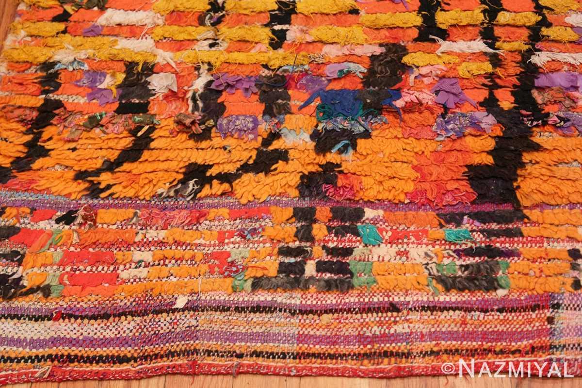 Border Vintage Moroccan rug 45823 by Nazmiyal