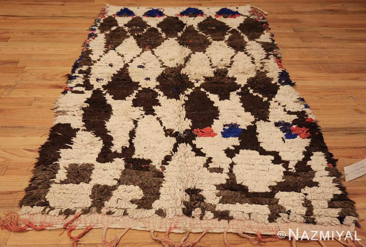 vintage moroccan rug 45822 whole Nazmiyal