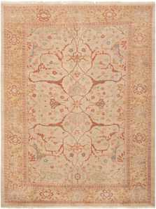Beautiful Modern Persian Sultanabad Rug 41173 Nazmiyal