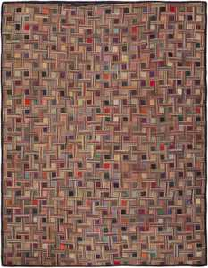 Room Size Antique American Rug 46056 by Nazmiyal