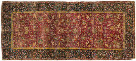 Emperor's 16th century Carpet by Nazmiyal