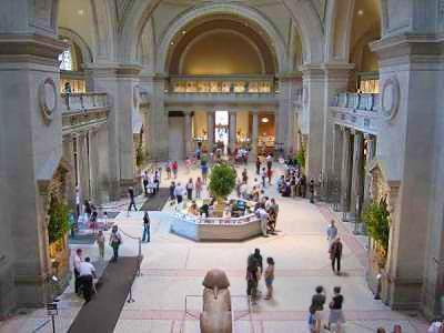 Islamic Art Wing At The Metropolitan Museum of Art by Nazmiyal
