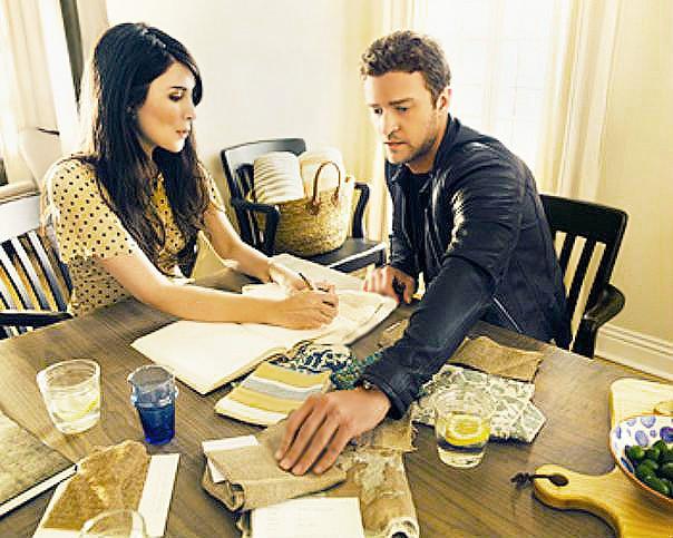 Justin Timberlake Homemint Interior Design Nazmiyal