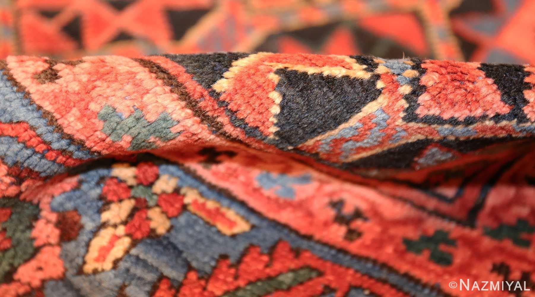 antique persian bakshaish gallery rug 45892 pile Nazmiyal